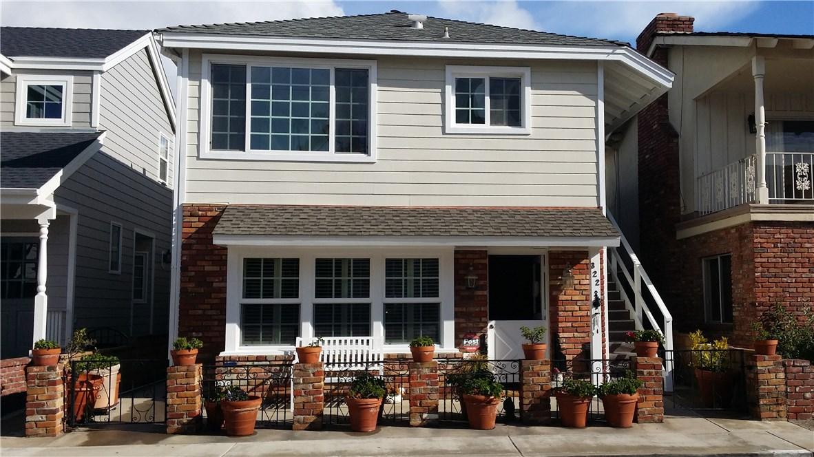 322 Coral Avenue, Newport Beach, CA 92662