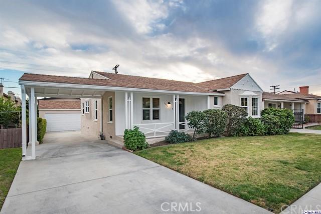 1340 Carlton Drive, Glendale, CA 91205