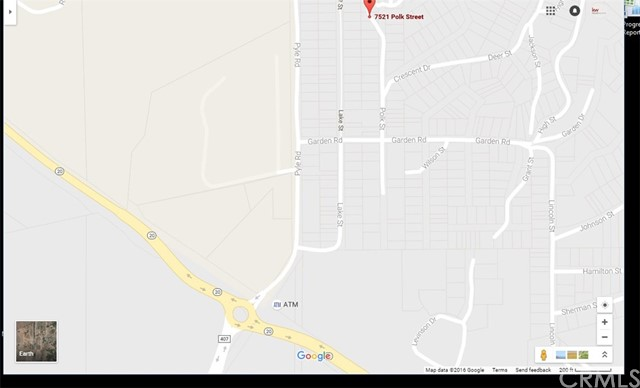 7521 Polk Street, Nice, CA 95464