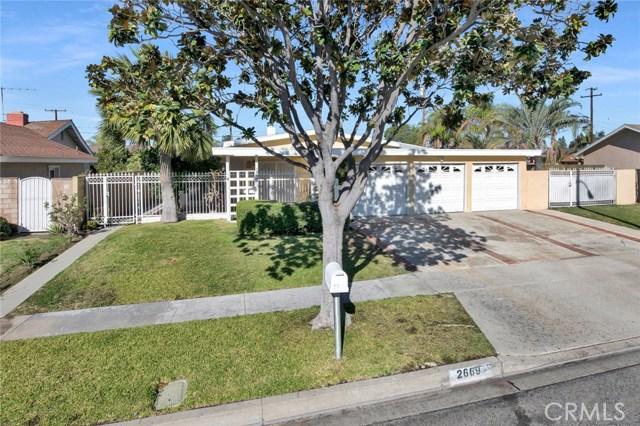 2669 E Mardi Gras Avenue, Anaheim, CA 92806