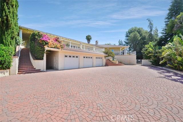 820 Escarpado Drive, La Habra Heights, CA 90631