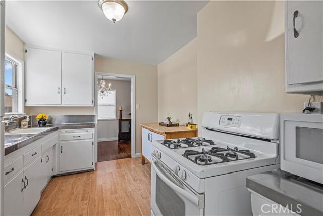 Kitchen/ laundry doorway