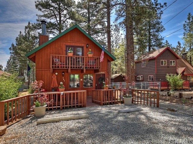 585 Cedar Lane, Sugar Loaf, CA 92386