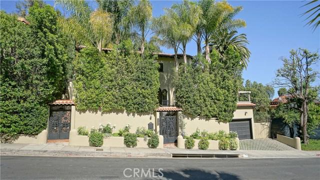 1908 N Curson Avenue, Los Angeles, CA 90046