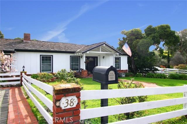 38 Buckskin Lane, Rolling Hills Estates, CA 90274