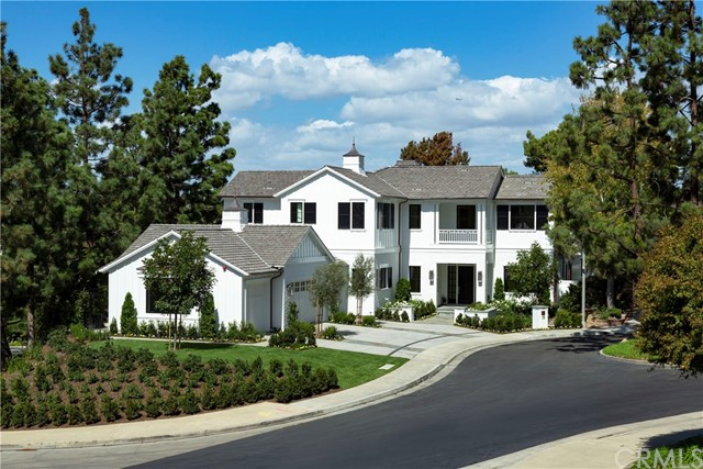 15 Deerwood Lane | Big Canyon Custom (BCCS) | Newport Beach CA
