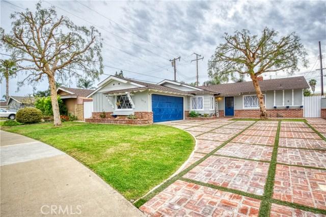 1278 N Sacramento Street, Orange, CA 92867