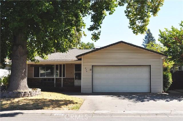 888 Glenn Street, Chico, CA 95928
