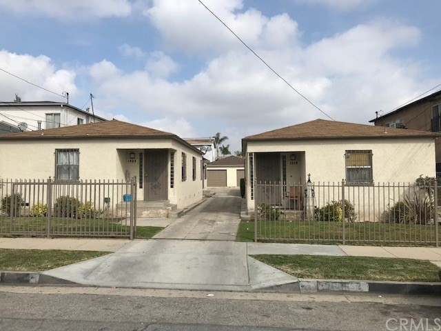1319 W 109th Place, Los Angeles, CA 90044