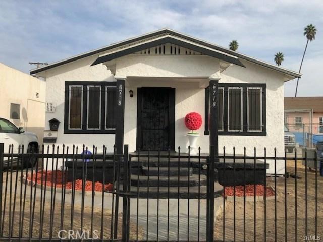 6716 S Figueroa Street S, Los Angeles, CA 90003