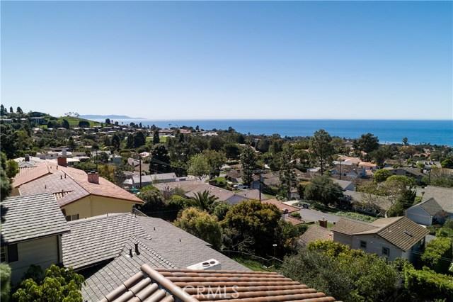 1613 Via Zurita- Palos Verdes Estates- California 90274, 4 Bedrooms Bedrooms, ,1 BathroomBathrooms,For Sale,Via Zurita,SB20100970