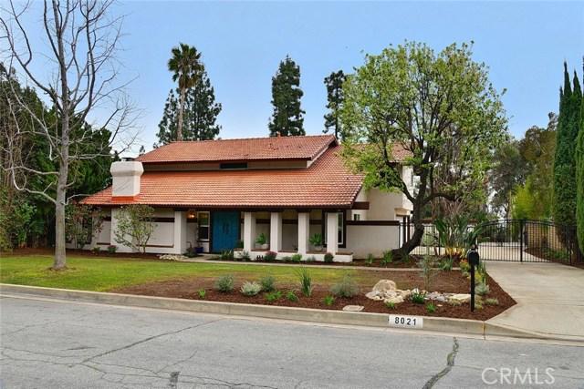 8021 Rosebud Street, Alta Loma, CA 91701