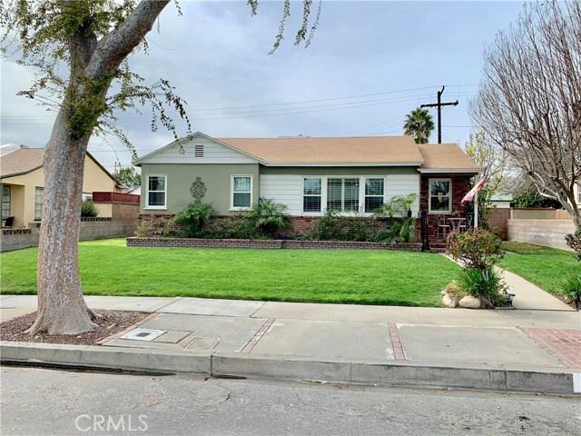 837 N 9th Avenue, Upland, CA 91786