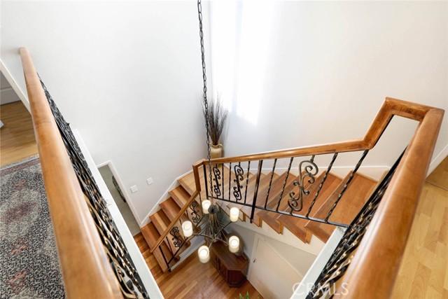 Open Stairwell