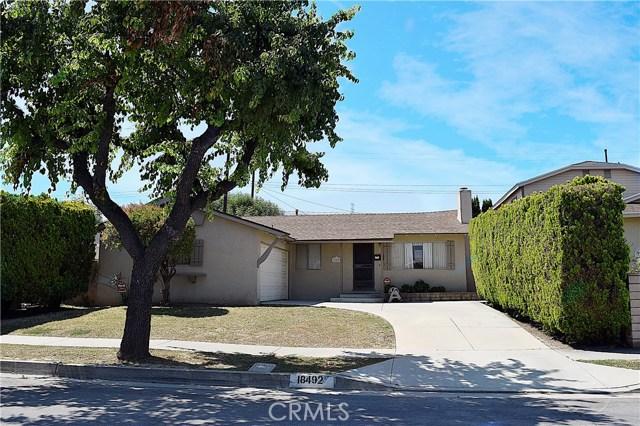 18492 Barroso Street, Rowland Heights, CA 91748