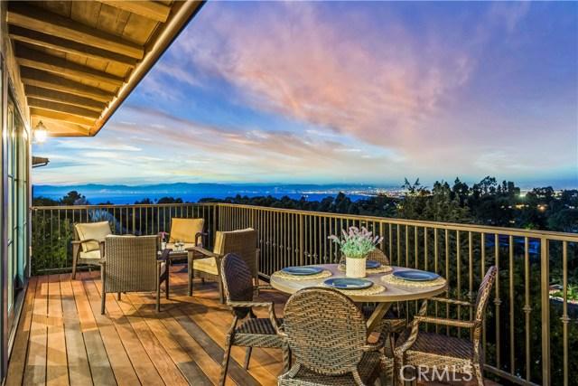 2039 Via Visalia, Palos Verdes Estates, California 90274, 4 Bedrooms Bedrooms, ,4 BathroomsBathrooms,For Sale,Via Visalia,PV17257441