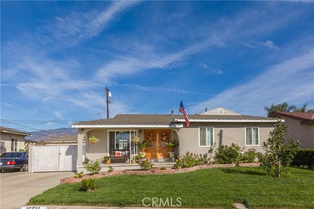 16511 E Nubia Street, Covina, CA 91722