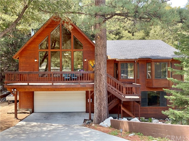 1505 Zion Way, Pine Mtn Club, CA 93222