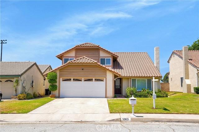 1063 N Darfield Avenue, Covina, CA 91724