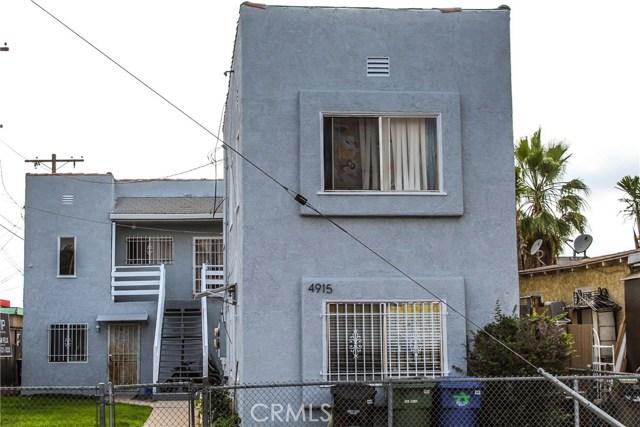 4915 Hooper Avenue, Los Angeles, CA 90011