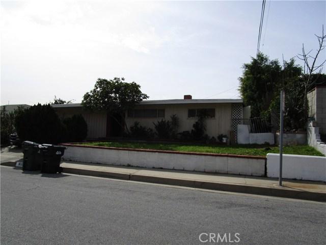 1655 Pavo Real Avenue, Monterey Park, CA 91754