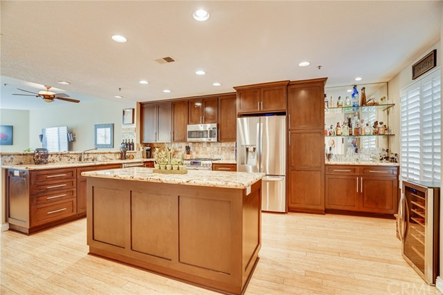 Custom Kitchen with Exceptional Space