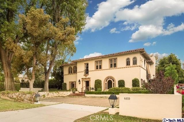 600 Winston Avenue, San Marino, CA 91108