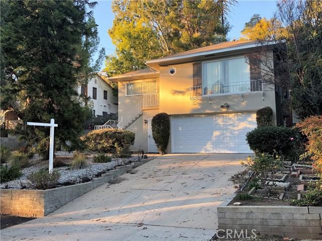 1713 Hill Drive, Eagle Rock, CA 90041