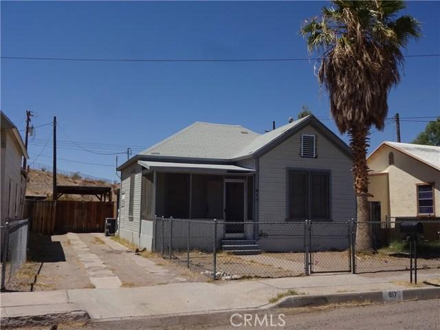817 4th Street, Needles, CA 92363