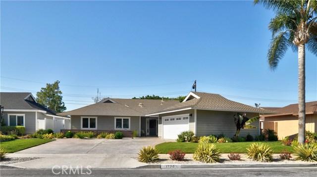 1796 Pitcairn Drive, Costa Mesa, CA 92626
