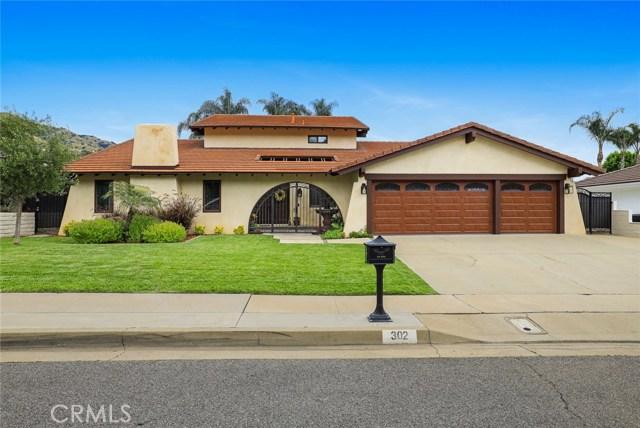 302 N Heritage Oak Drive, Glendora, CA 91741