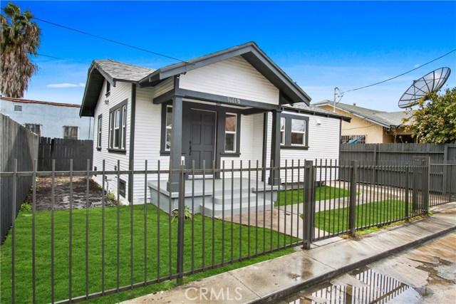9601 Holmes.  1/2 Avenue, Los Angeles, CA 90002