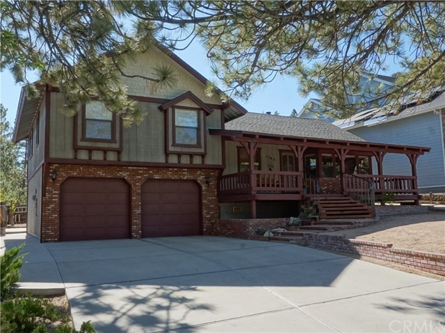 1145 Mount Doble Drive, Big Bear, CA 92314