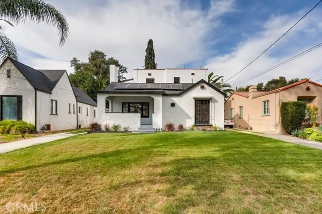 741 E Claremont Street, Pasadena, CA 91104