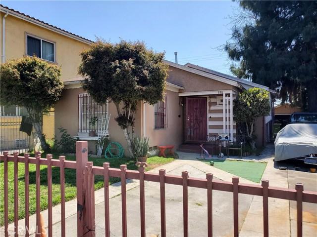 898 E 57th Street, Los Angeles, CA 90011