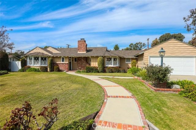9615 La Cima Drive, Whittier, CA 90603