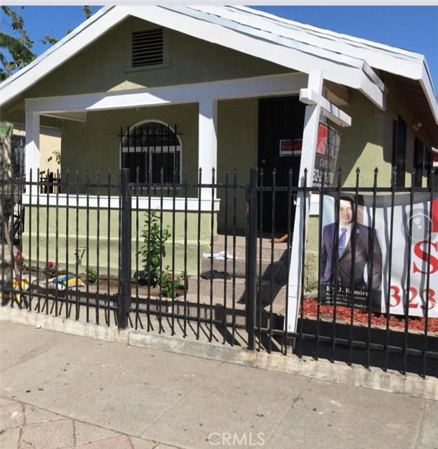 5202 Hooper Avenue, Los Angeles, CA 90011