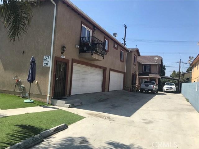 723 W 79th Street, Los Angeles, CA 90044