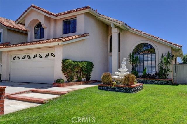 44 San Sebastian, Rancho Santa Margarita, CA 92688