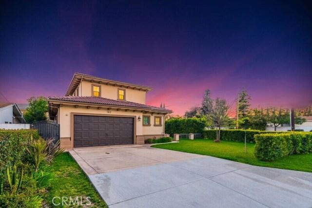 182 W Palm Drive, Arcadia, CA 91007
