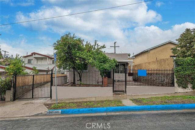 843 Lopez Avenue, Los Angeles, CA 90022