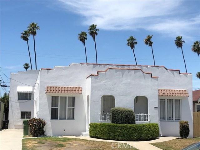3933 Arlington Avenue, Los Angeles, CA 90008
