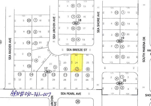 2535 Sea Breeze Avenue, Salton City, CA 92275