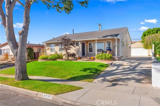 4737 Darien Street, Torrance, California 90503, 3 Bedrooms Bedrooms, ,1 BathroomBathrooms,Single family residence,For Sale,Darien,SB19232787