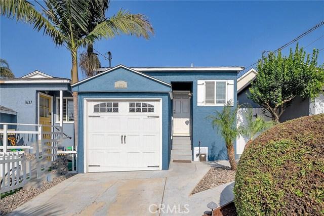 1639 Haynes, Redondo Beach, California 90278, 3 Bedrooms Bedrooms, ,1 BathroomBathrooms,For Sale,Haynes,SB20244752