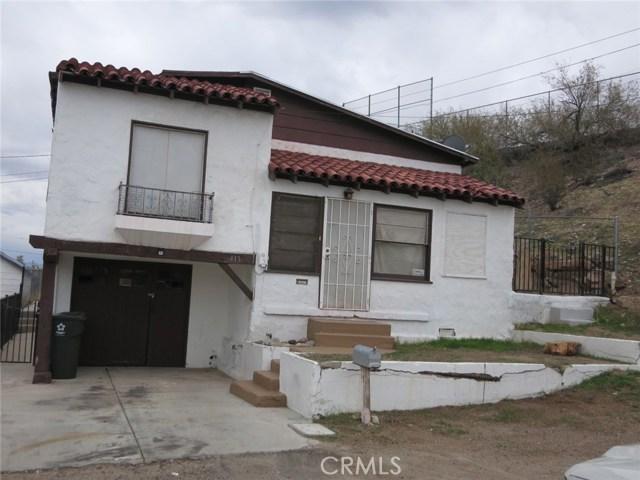 415 La Mesa Way, Needles, CA 92363