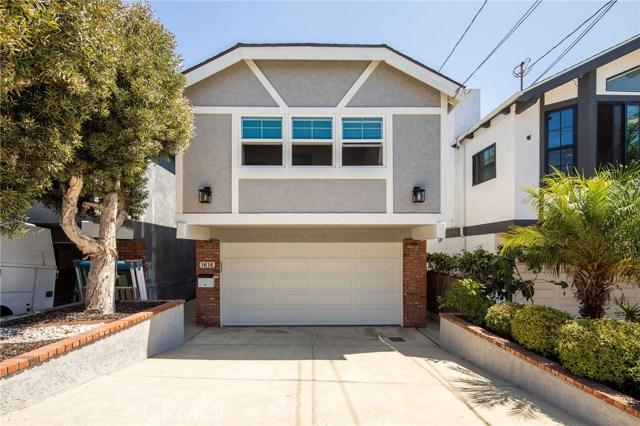 1616 Carver Street, Redondo Beach, California 90278, 3 Bedrooms Bedrooms, ,1 BathroomBathrooms,For Sale,Carver,SB19210321