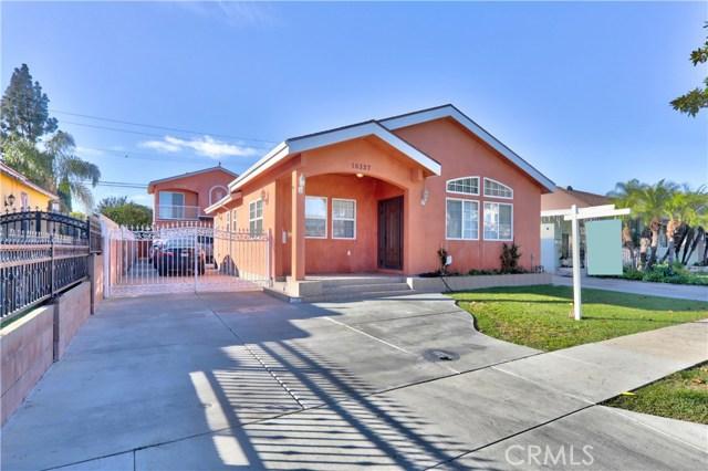 10337 Bowman Avenue, South Gate, CA 90280