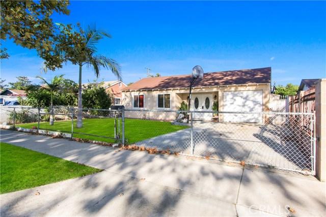 1317 S Rosewood Avenue, Santa Ana, CA 92707
