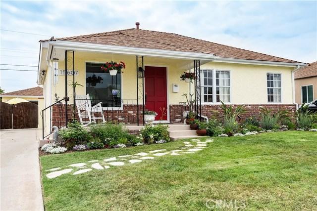 15607 Lemoli Avenue, Gardena, CA 90249